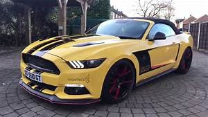 2016 Roush Supercharged S550 Mustang For Sale - YouTube