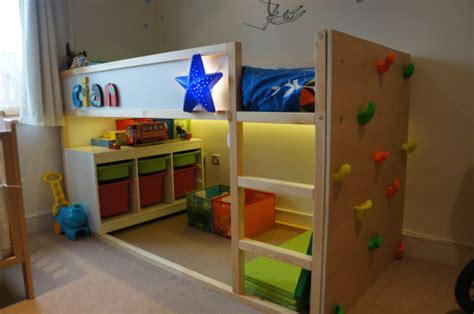 what does chambre in kura bed with climbing wall ikea hackers