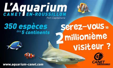 canet en roussillon d 233 couvrir aquarium une collection unique au monde
