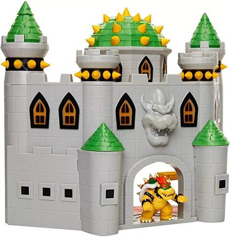 Nintendo Bowser's Castle Super Mario Deluxe Bowser's ...