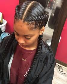 Kids Goddess Braids Hairstyles