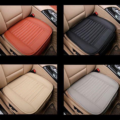 coussin de siege auto housse de siège auto bambou pu ecologique coussin chaise 49cm