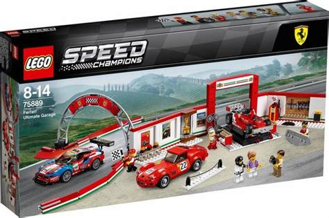 This lot is for the 1 lego set shown in photo's in great condition. LEGO® Konstruktionsspielsteine »Ferrari Ultimative Garage (75889), LEGO® Speed Champions«, (841 ...