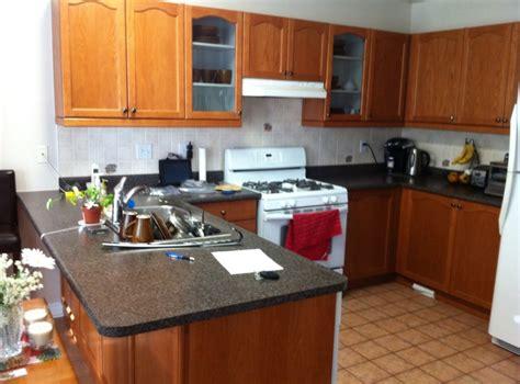 kitchen cabinet refacing mississauga