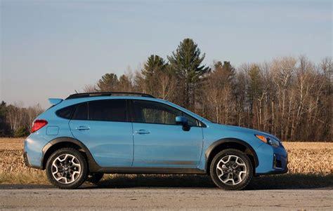 2019 Subaru Crosstrek Review Quartz Blue Pearl Special