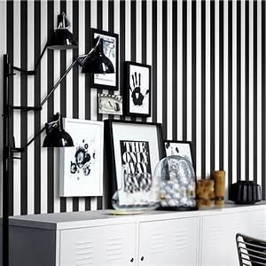 beibehang Stripe wall paper home decor background wall ...
