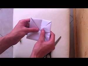 Comment Faire Des Origami : faire une cocotte en papier pliage cocotte faire un ~ Nature-et-papiers.com Idées de Décoration