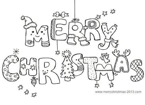 merry christmas pictures to color and print for free christmas 2015 merry christmas coloring