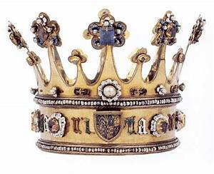 Crown of Princess Margaret of York, sister of Edward IV ...