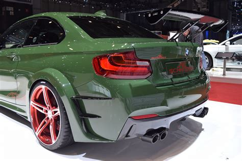 Ac Schnitzers Acl2 Concept Is One Mean Green Machine