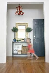 Decorating, Our, Small, Back, Entryway