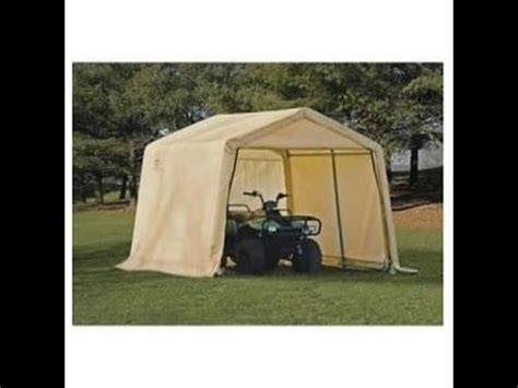 canadian tire shelterlogic sheds 10x10 shelterlogic storage shed for my skid steer