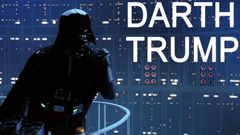 darth trump pleated jeans
