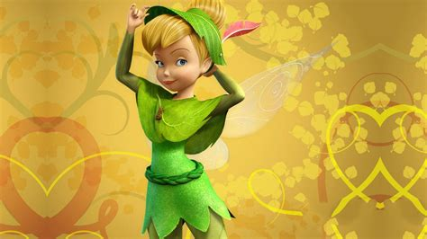 tinker bell hd wallpaper background image