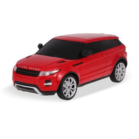 toy range rover red rastar 46900 1 24 rc land range rover evoque remote