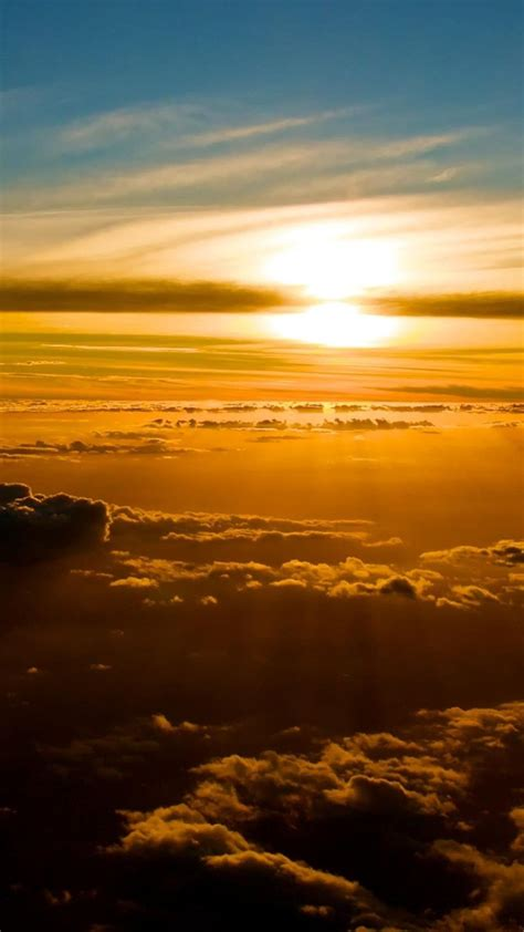 Backgrounds For Your Iphone by Above The Clouds Background Iphone 6 Plus Wallpaper 33865