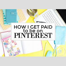 How I Make Money With Pinterest  I Earn $1,500 Each Month From It!  How To Make Money On Pinterest