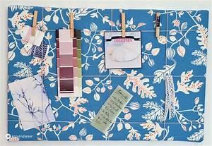 Pinnwand Selber Machen : memoboard und pinnwand selbermachen einfaches deko diy ~ Lizthompson.info Haus und Dekorationen
