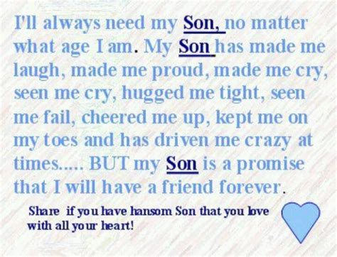 Quotes About Sons Quotes Quotesgram
