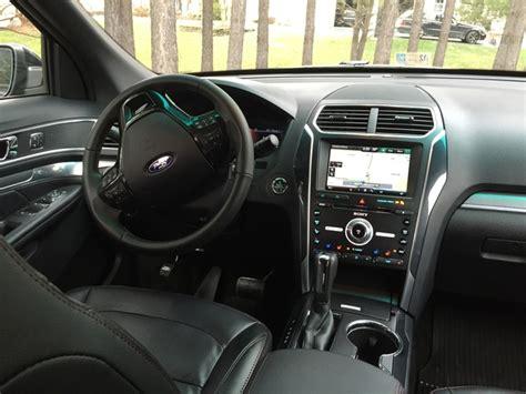 ford explorer 2016 interior 2016 ford explorer interior pictures cargurus