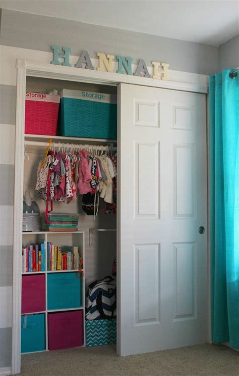 Small Baby Closet Organization Ideas by Organizing The Baby S Closet Easy Ideas Tips
