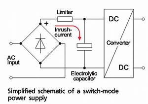 what is inrush current sunpower uk With charging capacitor bank with current limiting circuit electrical