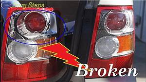 How To Change Broken Tail Lights