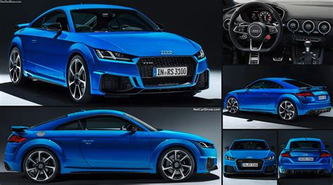 audi tt rs coupe  pictures information specs
