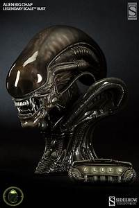 Alien 'Big Chap' Legendary Scale Bust - AvPGalaxy