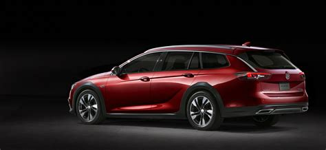 Buick Us by 2018 Buick Regal Tourx Is America S Station Wagon With Suv