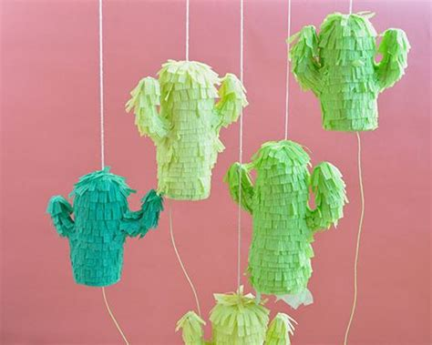 bureau des sports 6 tutos pour créer des cactus décoratifs