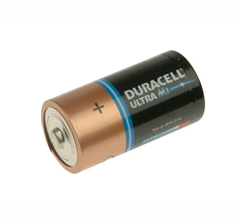 Duracell C Cell Ultra Batteries Pack of 2 - Replacement ...