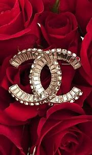 Happy Wednesday, lovelies! 🌹 | Chanel wallpapers, Red ...
