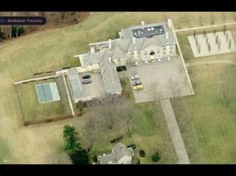 Jon Bon Jovi Middletown Township Mansion Youtube