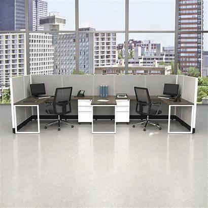Office Furniture Commercial Bullpen Modular 53h Unpowered
