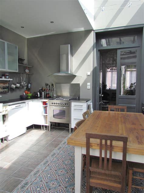 cuisine carreaux ciment cuisine avec carreaux de ciment photo 4 8 3523308