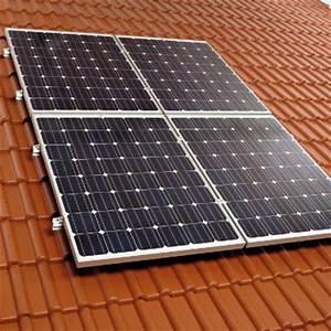 Solar Auf Dem Dach : photovoltaik anlage einfach und sicher auf dem dach installieren energie fachberater ~ Heinz-duthel.com Haus und Dekorationen