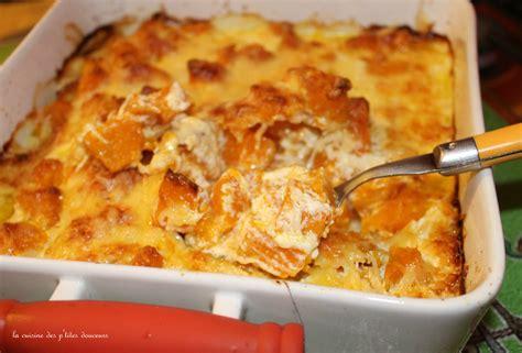 cuisiner du potiron gratin de potimarron au fromage et résultat du concours
