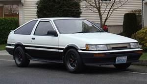 1986 Toyota Corolla Levin Gt Apex