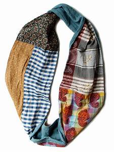 Schal Selber Nähen : patchwork loop scarf sewing n hen stricken und kleidung n hen ~ Orissabook.com Haus und Dekorationen