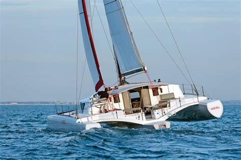 Trimaran For Sale South Africa by A Trimaran Takes The Arc Sail Magazine