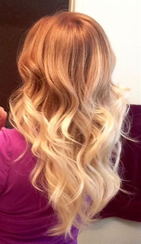 blonde ombre hair  charge    radiance