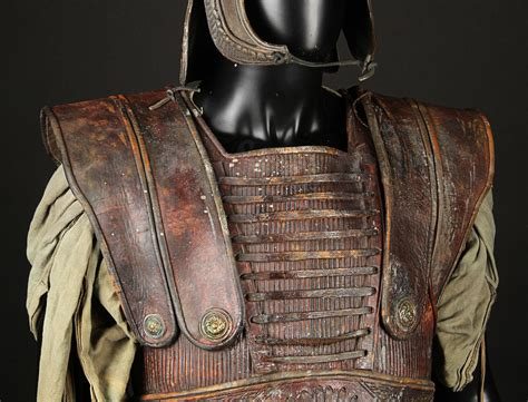 Greek Upper Body Armour And Tunic