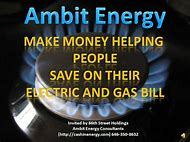 Your Energy Choice Ambit Energy Business Cards Full Color - Ambit energy business card template