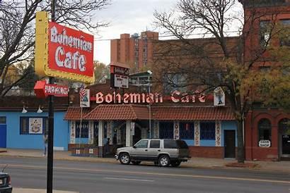 Cafe Bohemian Omaha Bohemia Nebraska South Brotherhood