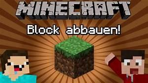 Schwebetürenschrank Abbauen Youtube : minecraft tutorial block abbauen youtube ~ A.2002-acura-tl-radio.info Haus und Dekorationen
