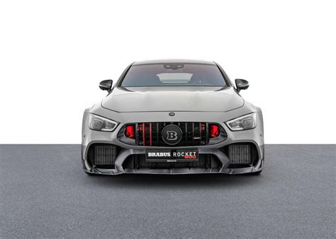 Brabus is only building 10 examples of the rocket 900, priced from 435,800 euros (around $516,000) in europe—over three times the price of a standard gt 63 s. The Brabus Rocket 900 Mercedes-AMG GT 63 S | MAXTUNCARS
