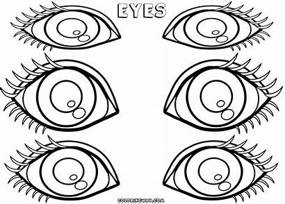 Eyes Coloring Pages Eyes4