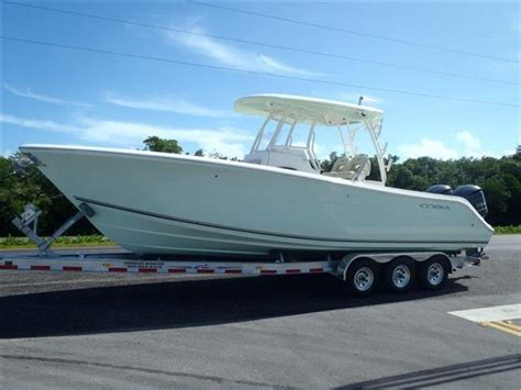 New Center Console Fishing Boats by 2016 New Cobia Center Console Fishing Boat For Sale