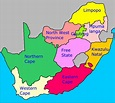South Africa's provinces